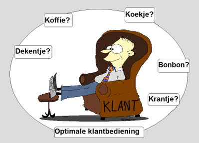 Optimale klantbediening