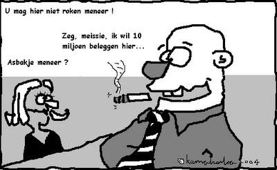 Wel of niet roken